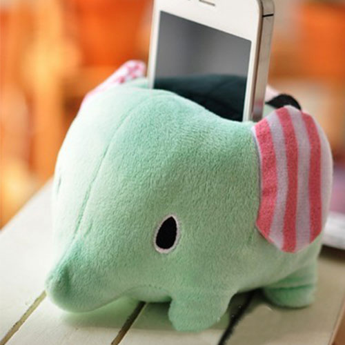 $5.5 & Free Shipping for Cute Elephant Phone Stander Holder by Onfancy.com